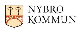 Logotyp två rader