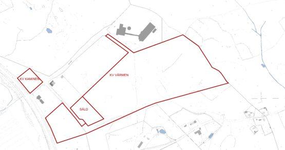 Tillgänglig mark för verksamheter i Transtorp