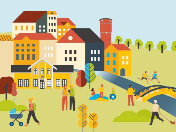 Samråd fördjupad översiktsplan Nybro stad 2040